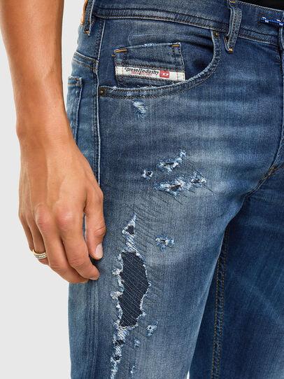 Diesel - Thommer JoggJeans 069PL, Blu Scuro - Jeans - Image 3