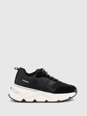 S-HERBY LOW, Nero - Sneakers