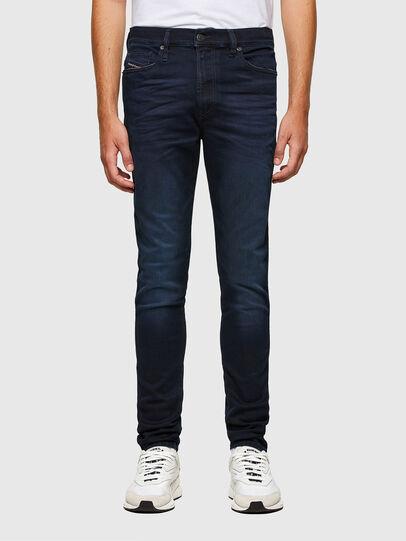 Diesel - D-Istort 009JG, Blu Scuro - Jeans - Image 1