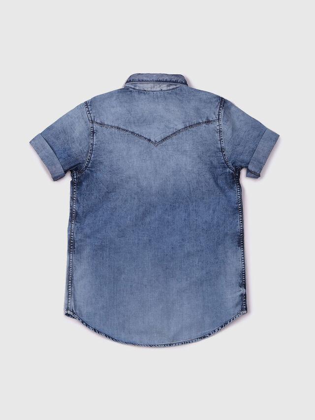 Diesel - CIRIX, Blu Chiaro - Camicie - Image 2