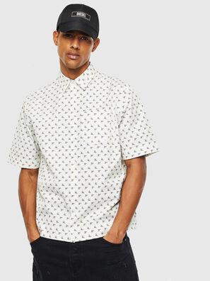 S-ATWOOD-B, Bianco - Camicie