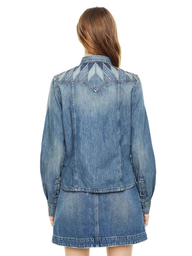 Diesel - CALLYVAN, Blu Jeans - Camicie - Image 2