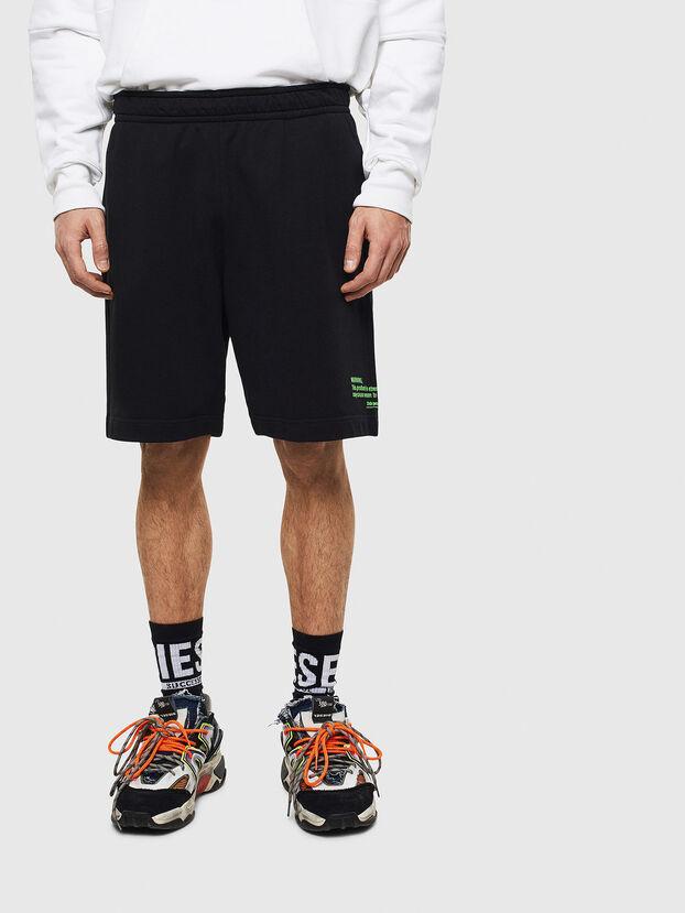 P-BOXIER, Nero - Shorts