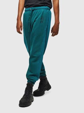 P-CALTON-SUN, Verde Acqua - Pantaloni