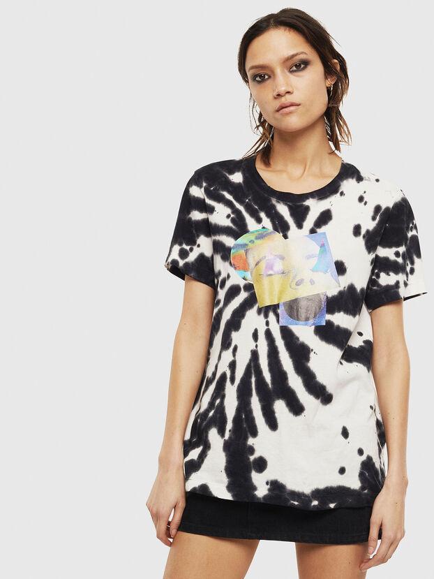 T-SILY-S4, Nero/Bianco - T-Shirts