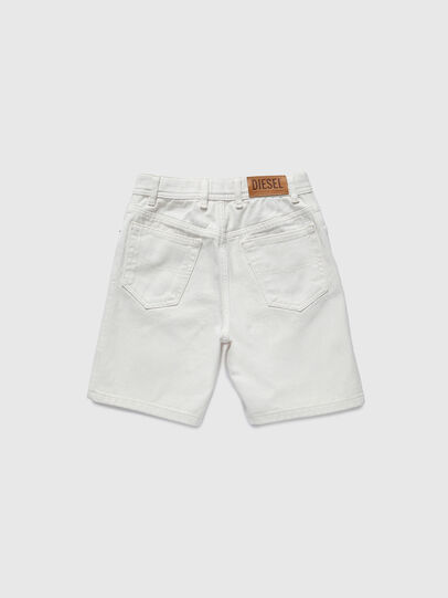 Diesel - PWILLOH, Bianco - Shorts - Image 2