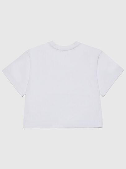 Diesel - TSOLY, Bianco - T-shirts e Tops - Image 2