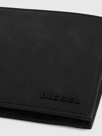 Diesel - HIRESH S, Nero - Portafogli Piccoli - Image 4