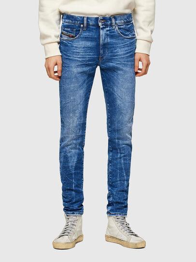Diesel - D-Strukt 009MH, Blu Chiaro - Jeans - Image 1