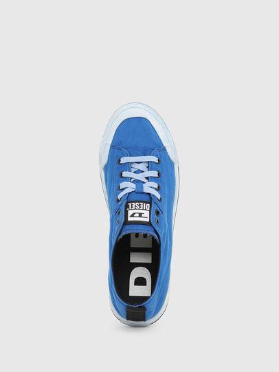 Diesel - S-ASTICO LOW CUT, Blu - Sneakers - Image 5