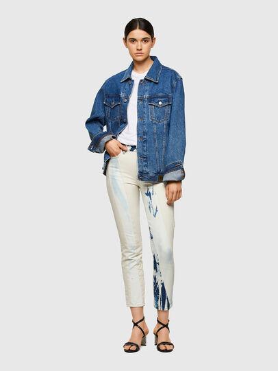 Diesel - D-Joy 009UX, Blu medio - Jeans - Image 5