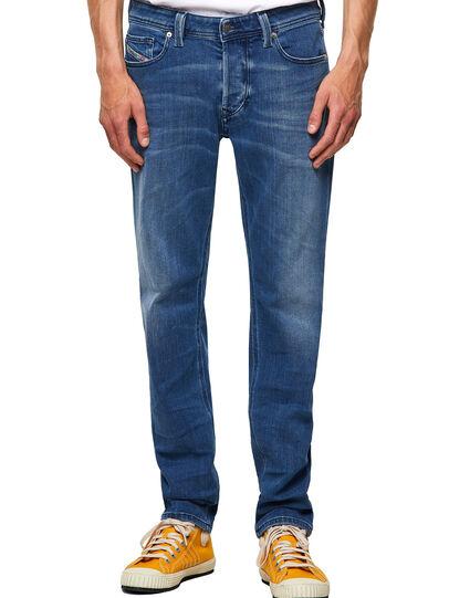 Diesel - Larkee-Beex 0097X, Blu medio - Jeans - Image 1