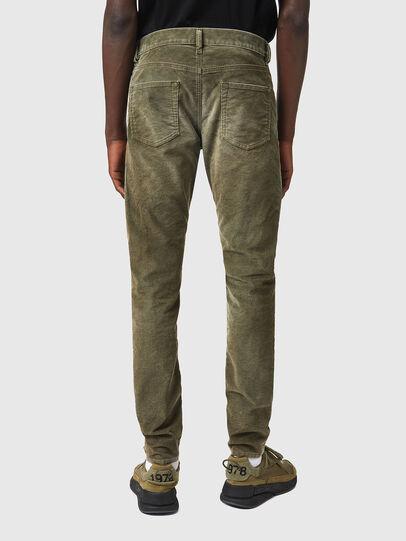 Diesel - D-Strukt 069XQ, Verde Militare - Jeans - Image 2
