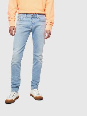 Sleenker 009BJ, Blu Chiaro - Jeans