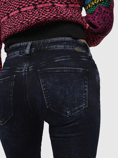 Diesel - Slandy 082AU, Blu Scuro - Jeans - Image 4