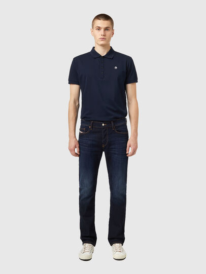 Diesel - D-Mihtry 009ZS, Blu Scuro - Jeans - Image 5