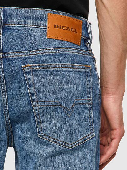 Diesel - D-Mihtry 009ZR, Blu Chiaro - Jeans - Image 3