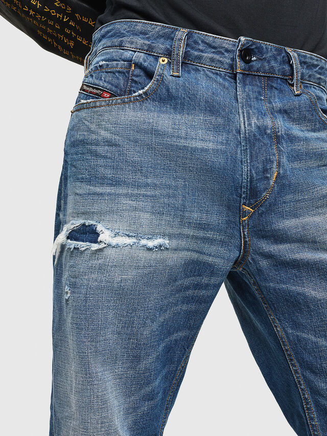 Diesel - D-Kodeck 080AH, Blu medio - Jeans - Image 3