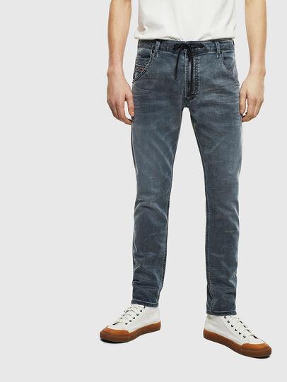 Diesel - Krooley JoggJeans 069LT, Blu Scuro - Jeans - Image 3