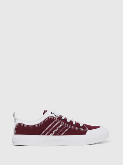 Diesel - S-ASTICO LOW LACE, Borgogna - Sneakers - Image 1