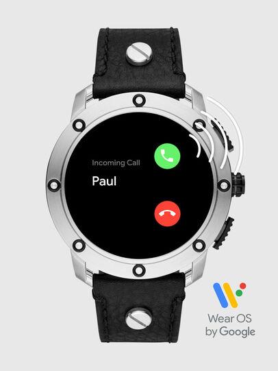Diesel - DT2014, Nero/Argento - Smartwatches - Image 7