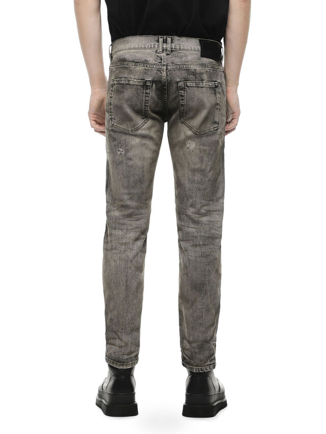 Diesel - TYPE-2813FS, Grigio Jeans - Jeans - Image 2