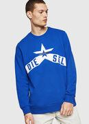 S-GIR-A2, Blu Brillante - Felpe