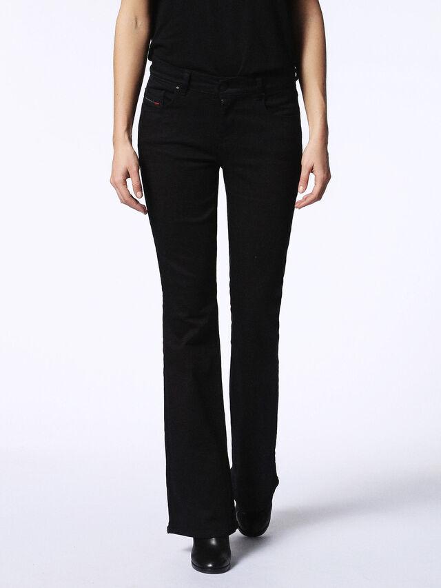 SANDY-B 0800R, Nero Jeans