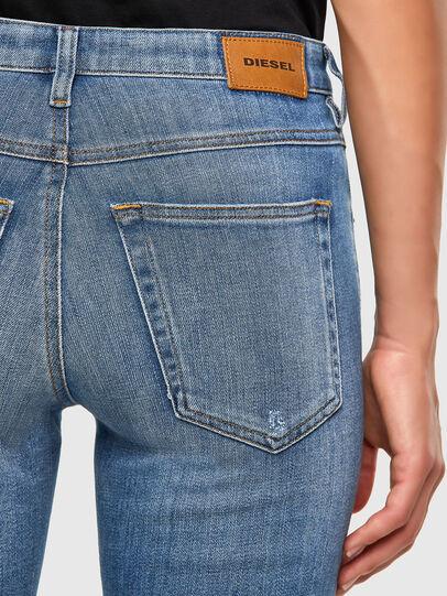 Diesel - Babhila 086AP, Blu medio - Jeans - Image 4