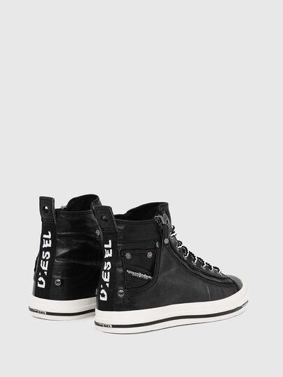 Diesel - EXPO-ZIP W, Nero - Sneakers - Image 3