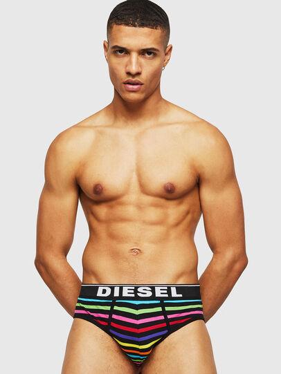 Diesel - UMBR-ANDRE, Multicolor/Nero - Slip - Image 1