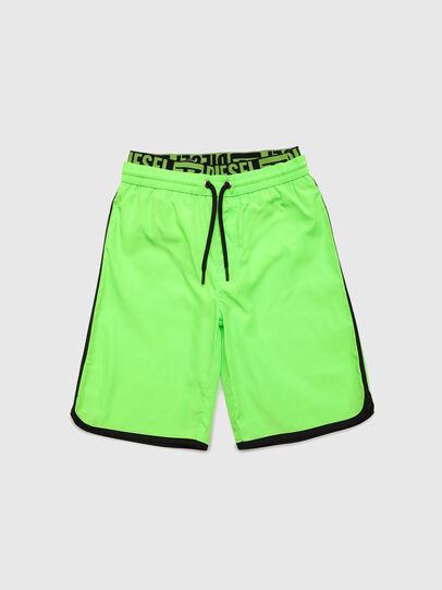 Diesel - MBXSAND, Verde Fluo - Beachwear - Image 1