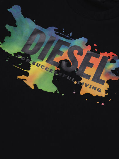 Diesel - DRAINBOW, Nero - Vestiti - Image 3