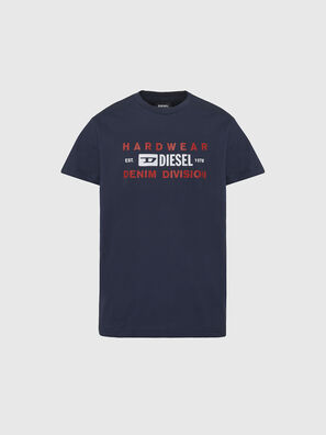 T-DIEGOS-K32, Blu Scuro - T-Shirts