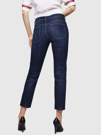 Diesel - D-Rifty 082AY, Blu Scuro - Jeans - Image 2