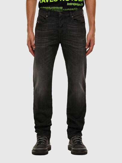 Diesel - D-Mihtry 009EN, Nero/Grigio scuro - Jeans - Image 1