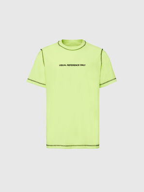 T-JUSEAM, Verde Fluo - T-Shirts