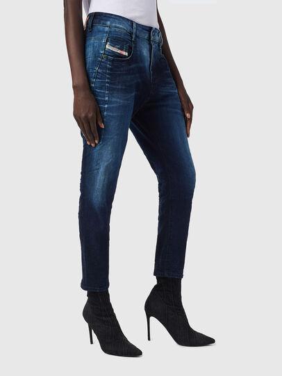 Diesel - Fayza JoggJeans® 069XX, Blu Scuro - Jeans - Image 6