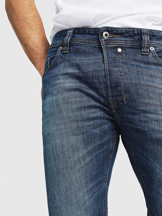 Diesel - Safado C89AR, Blu Scuro - Jeans - Image 3