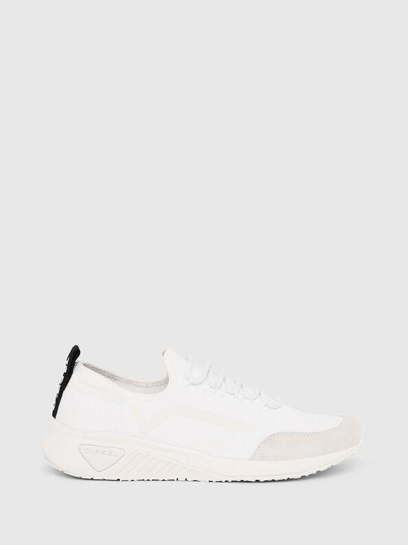 S-KBY STRIPE W, Bianco - Sneakers