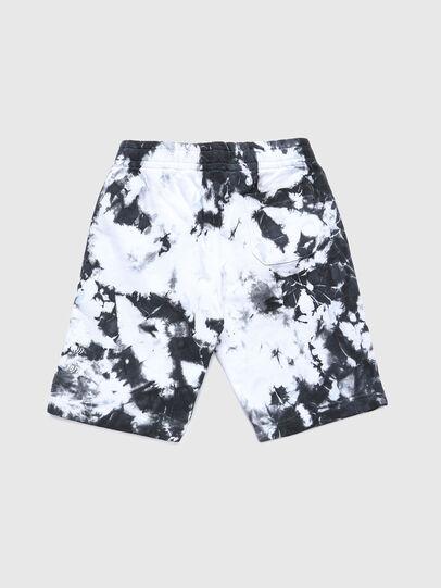 Diesel - PROLLY, Nero/Bianco - Shorts - Image 2