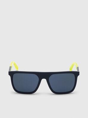 DL0299, Blu/Giallo - Occhiali da sole