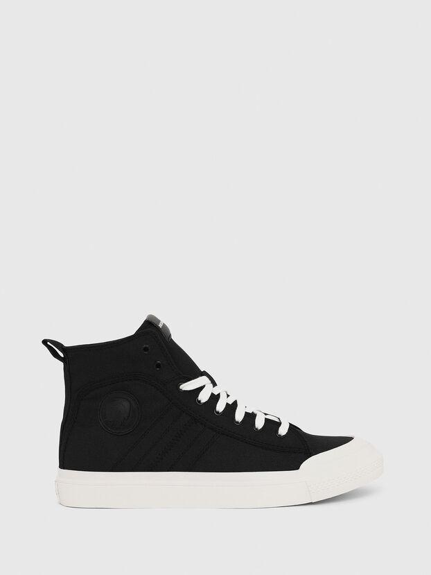 S-ASTICO MID LACE, Nero - Sneakers