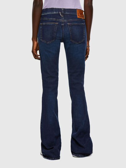 Diesel - D-Ebbey 09A30, Blu Scuro - Jeans - Image 2