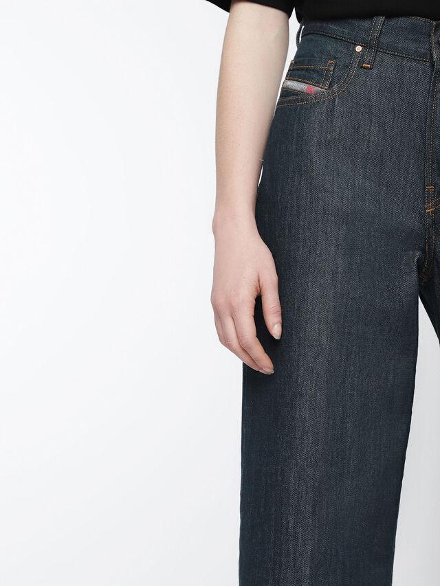 Diesel - Widee 084UR, Blu Scuro - Jeans - Image 5