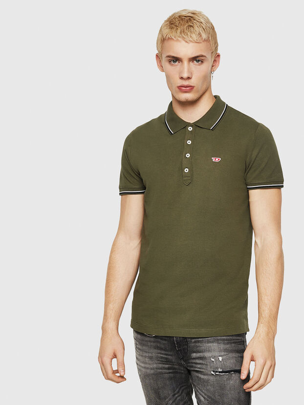 T-RANDY-NEW, Verde Militare - Polo