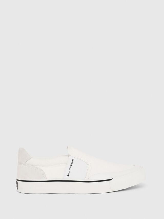 Diesel - S-FLIP SO, Bianco - Sneakers - Image 1