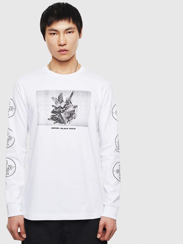 T-GRANITE, Bianco - T-Shirts