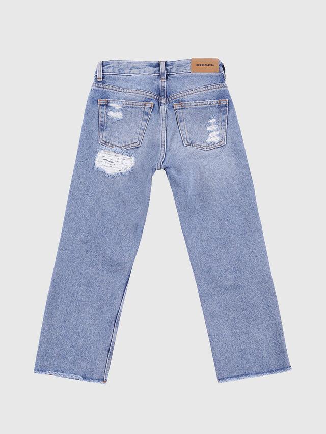 Diesel - ARYEL-J, Blu Chiaro - Jeans - Image 2