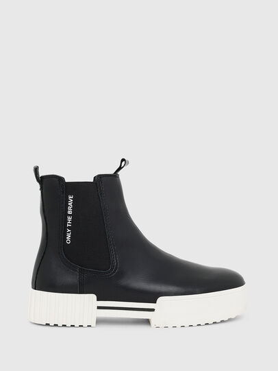 Diesel - H-MERLEY CB, Nero - Sneakers - Image 1